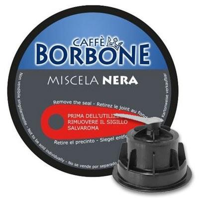capsula caffè Borbone Nera Nescafè Dolce Gusto