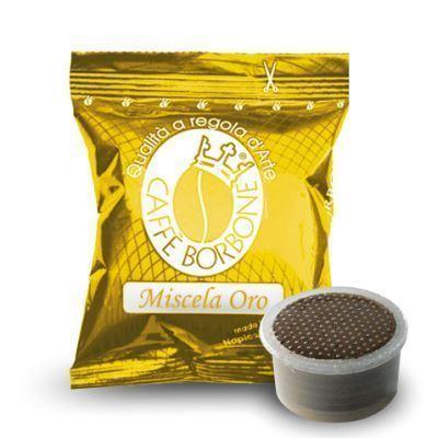 capsule caffè Borbone miscela oro Lavazza Espresso Point
