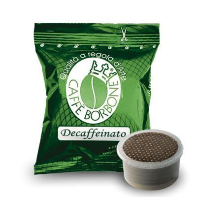capsule caffè Borbone miscela verde-dek Lavazza Espresso Point