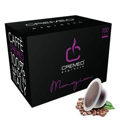 Capsule caffè Cremeo Compatibili Bialetti