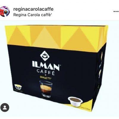 200 CAPSULE COMPATIBILI BIALETTI ILMAN CAFFE'