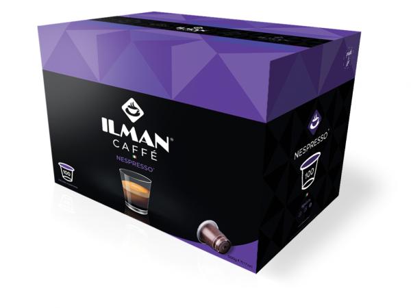 capsule ILMAN compatibili Nespresso