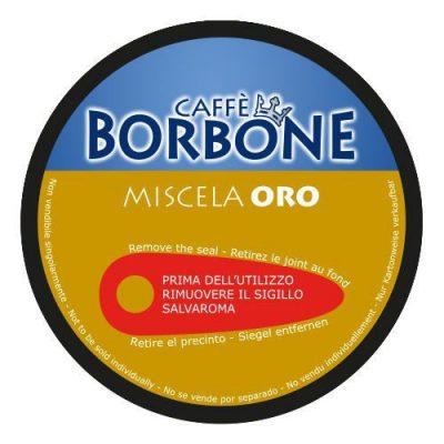 Capsule caffè Borbone Compatibili Nescafè Dolce Gusto – Miscela Oro